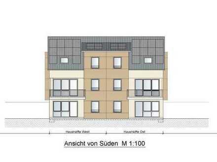 Neubau-Doppelhaushälfte ruhige sonnige Ortsrandlage