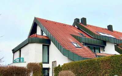 Ruhige und begehrte 4-Zimmer-Maisonette-Wohnung in Memmingen