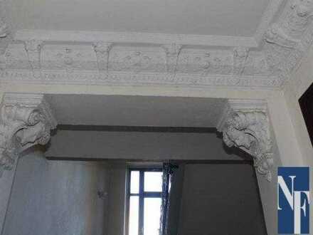 doppelflügel Türen, Stellplatz Optio, Laminat antik Eiche, Tageslichtbad Bad mit Wanne und Dusche