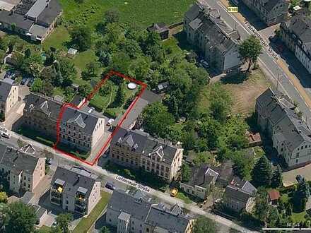 gemütliche 3-Zimmer-Dachgeschoß-Wohnung mit Stellplatz und Gartenmitbenutzung