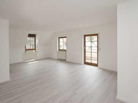 Modernisierte 3-Zimmer-Wohnung in idyllischem Umfeld