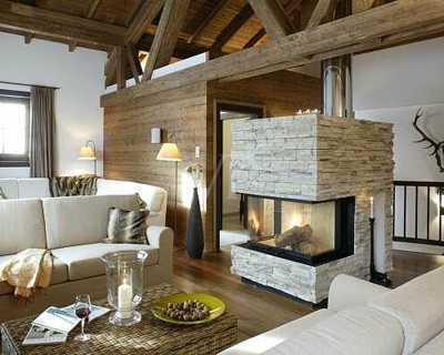 Stilvolles ruhiges Wohnen - Herrenhaus in Gingst Lodges 2