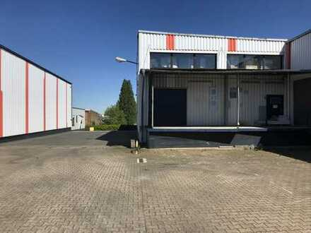 Büro- und Lagerhallen im Essener Norden | gute Erreichbarkeit | PROVISIONFREI