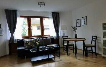 Schönes, voll ausgestattetes 1-Zimmer Aparment in Stuttgart