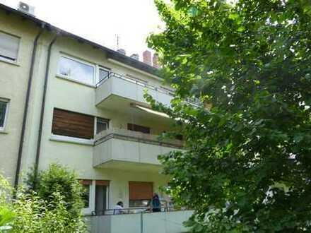 Preis gesenkt!!!3- 4 ZKBBalkon in MA-Feudenheim mit zusätzlichen Wohnraum (17m²) im DG