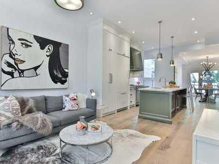 RE/MAX+++Leben wie ein König+++Überragende Wohnung in Oberloschwitz+++198m²+++5 Zimmer+++