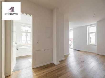 Provisionsfrei & frisch renoviert: Offen geschnittener Altbautraum