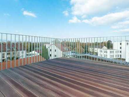 Super ausgestattete 5 Zimmerwohnung mit Dachterrasse