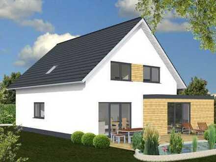 **Ihr individuell geplantes Zuhause für die Großfamilie inklusive Garage**
