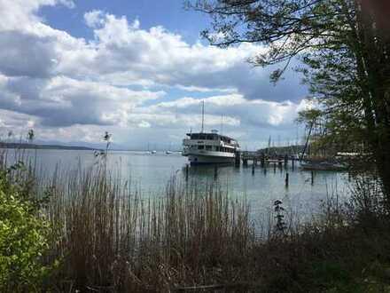 Grundstück am Westufer des Starnberger See in Seenähe