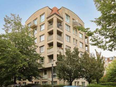 Gepflegte 1,5.-Zi.-Wohnung mit Loggia nahe dem Weißen See
