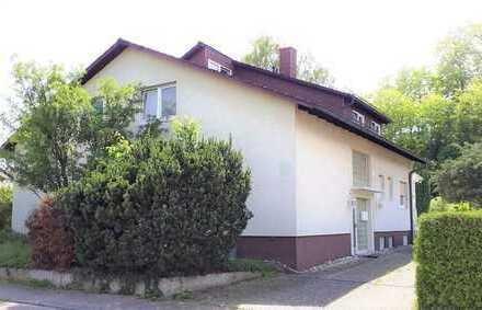 Großzügiges 1- bis 2-Familienhaus in toller Lage von Dielheim