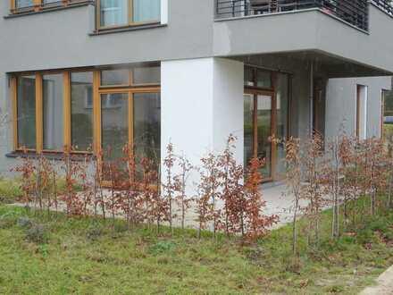 Familienfreundliche Wohnanlage – EG-Wohnung – 2 Zimmer + große Wohnküche - Terrasse