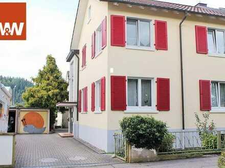 4-Zimmer-Wohnung mit großem Balkon nahe Zentrum von Schopfheim