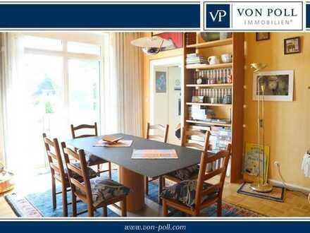 Großzügiges Wohnen mit Atmosphäre ++   7 Zimmer auf ca. 164 Quadratmetern ++ Terrasse ++ Garage un
