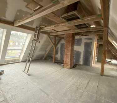 Modernes Loft Dachstudio mit Galerie Versbach Erstbezug (WE 5)
