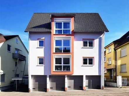 F&D   Helle 3,5-Zimmer-Wohnung mit tollem Ausblick