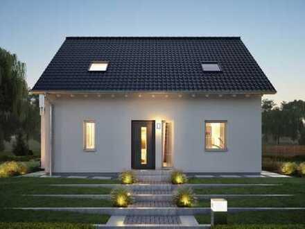 Intelligent geplantes Einfamilienhaus