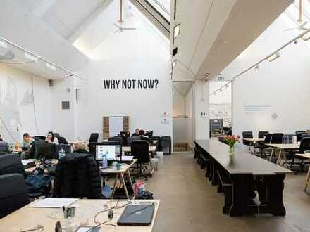 """Bis zu 50 Arbeitsplätze für Startups im Coworking Space """"The Place"""""""