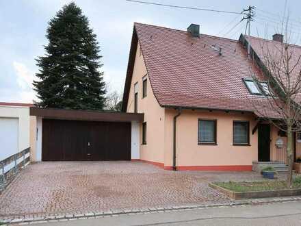 Schönes Haus mit vier Zimmern in Gundelfingen an der Donau am Bühl (ruhige Wohnlage)