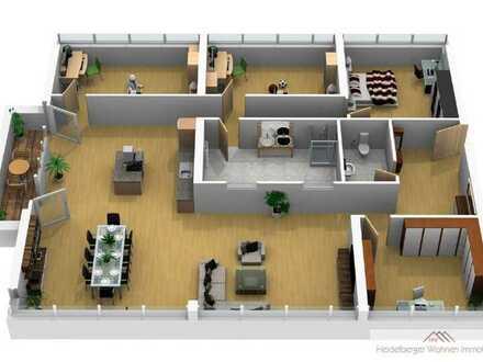 Projektierte attraktive 175qm Etagenwohnung in Toplage in Walldorf zu verkaufen