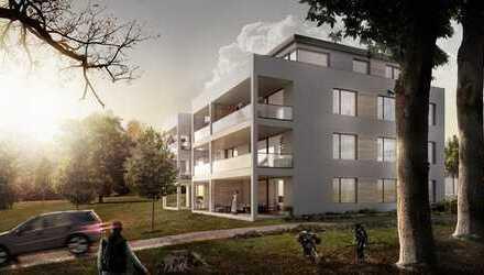::: Neubau - 4 Zimmer Wohnung mit Gartenanteil :::