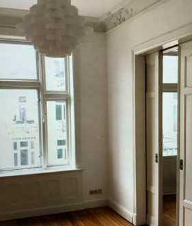 Exklusive 3-Zimmer-Wohnung in Harvestehude, Hamburg