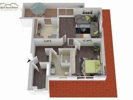 ***Moderne Penthousewohnung im KFW 40 Neubau! Neuenkirchen-Vörden***