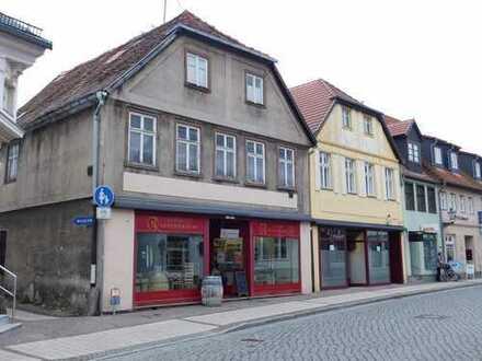 Zwei Wohn- und Geschäftshäuser im Herzen von Perleberg