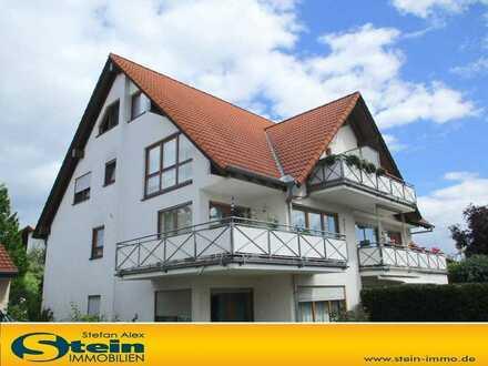 ***Stefan Alex Stein*** Coole 3-Zimmer-Maisonettewohnung mit Wohlfühlambiente und 2,5 Stellplätzen!