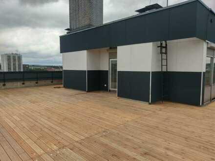 Gigantisch dieser Ausblick!!! 1Zimmer Penthouse mit Terrasse 20m²