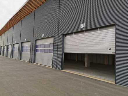 69 m² großes Hallenabteil für 170€ zu vermieten