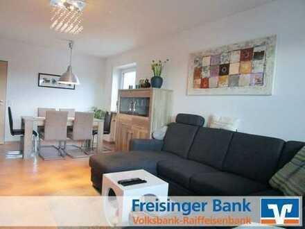 Renovierte 3-Zimmer-Wohnung mit Balkon in Freising