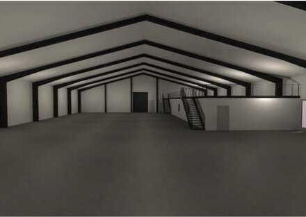 Halle und Lager mit Büro und Freifläche +Top Lage+