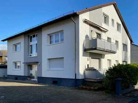 Besichtigung möglich! Gut geschnittene 2 ZKB Wohnung in gefragter Lage von Reilingen