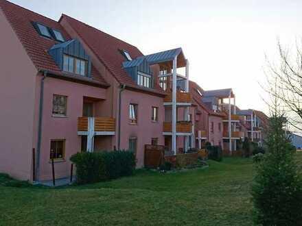 3-Zi-Wohnung mit Balkon und Garage