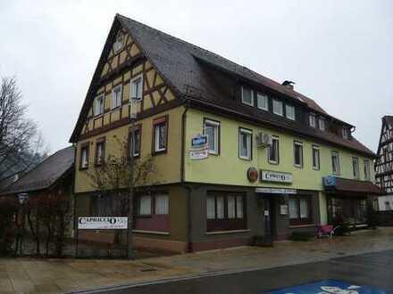 2 Wohnungen mit Gaststätte in 73547 Lorch