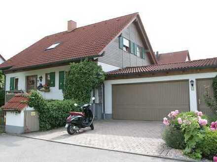 Top gepflegtes Einfamilienhaus in bester Lage Bobingens