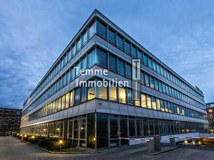 Moderne Büroflächen | Innenstadt Erlangen | repräsentatives Atrium