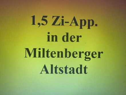 Tolles 1,5 Zi-App. in bester Altstadtlage. Auch ideal für KA.