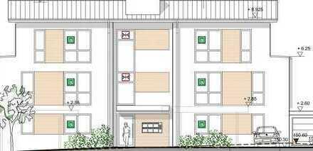 Neubau Erstbezug - SG-Wald - 2 Zimmer Wohnung im Loft-Style