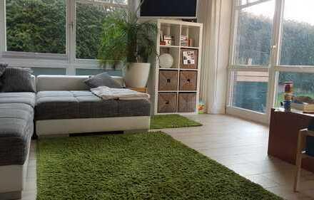 Helle 3-Zimmer Wohnung mit Terrasse und Garten in Tonndorf