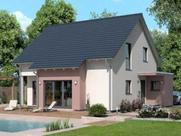 Feines Grundstück mit elegantem Schwabenhaus