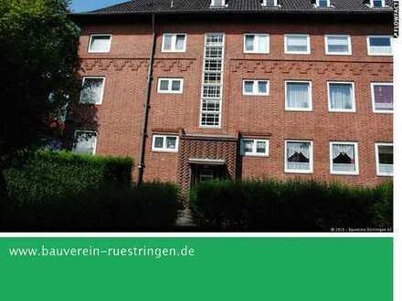 Herzlich willkommen in Ihrer neuen, hellen Zwei-Zimmer-Wohnung auf Siebethsburg