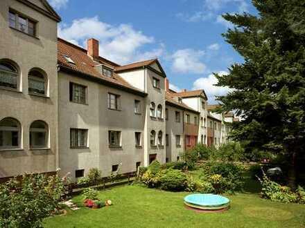 Vermietete 2,5 Zimmerwohnung mit Garten in Berlin Neukölln
