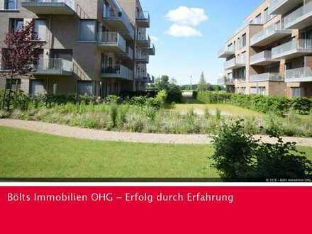 Erstklassige Neubau-Wohnung mit gehobener Ausstattung und maritimen Umfeld