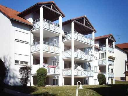 ..:: 2-Zimmer Wohnung mit Balkon in Ostrach zu vermieten! ::..