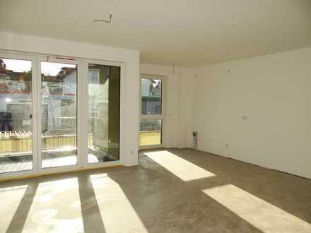 Erstbezug! 3-Zimmer-Wohnung mit Balkon und TG-Platz! Zentrumsnah und barrierefrei!