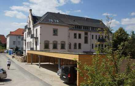 4-RWE und wohnen am Schloss