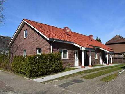 EDEWECHT: Kapitalanleger aufgepasst! Altersgerechte Doppelhaus in Edewecht Obj.-Nr. 5093
